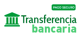 Pago seguro mediante transferencia bancaria